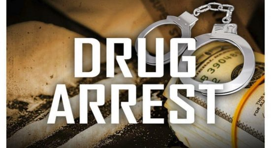 Four arrested in heroin raid