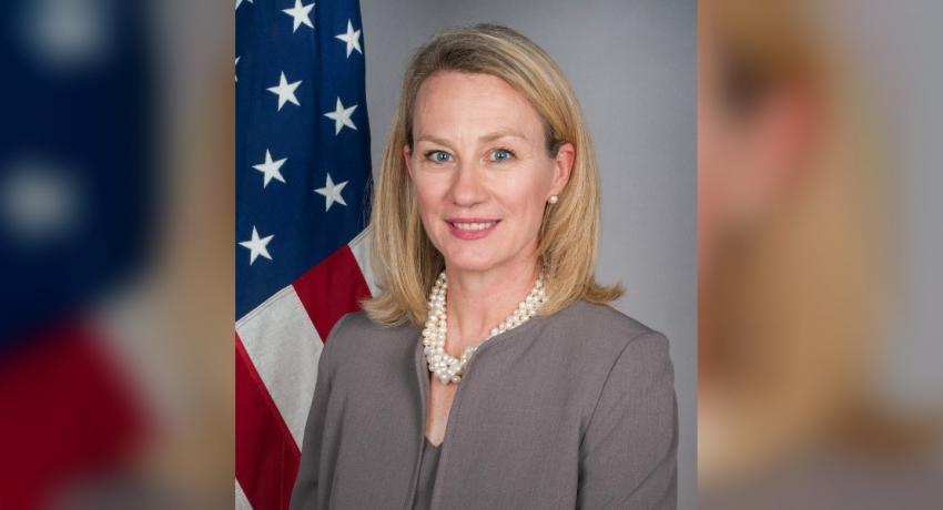 Top US diplomat Alice Wells to arrive in Sri Lanka