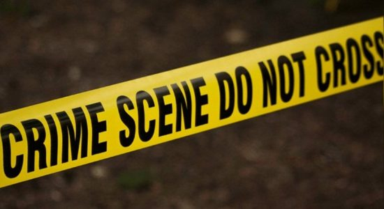 Two arrested over homicide in Weeraketiya