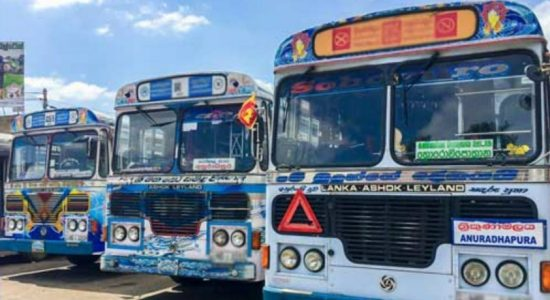 Strict legal action against loud music in buses