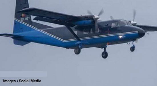 4 lives claimed in a SLAF aircraft crash