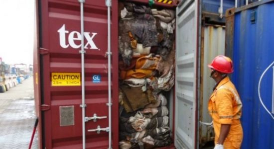 UK Enviroment Agency to investigate controversial garbage containers
