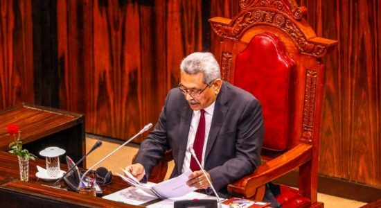 President presents policy statement in Parliament