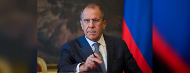 Russian foreign minister Sergey Lavrov to arrive in Sri Lanka