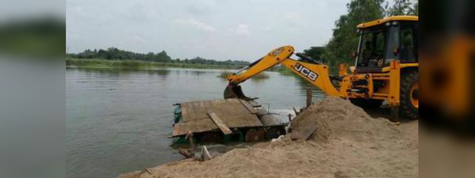 Committee appointed to issue permits for sand and soil mining