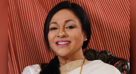 I gave up my Swiss citizenship – Geetha Kumarasinghe