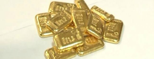Cargo worker at BIA arrested with 65 Gold biscuits