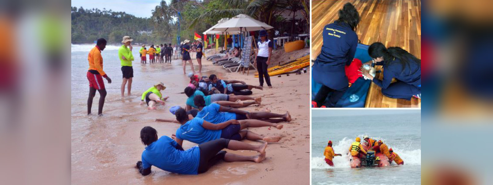 Sri Lanka Life Saving – Taking Action to Prevent Drowning in Sri Lanka