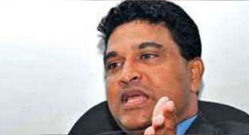 Senior officials at Treasury transferred : Nalin Bandara