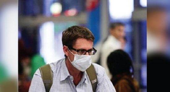 Public requested to wear face masks in crowds