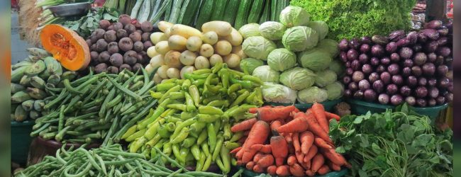 Vegetable prices have increased by 400%