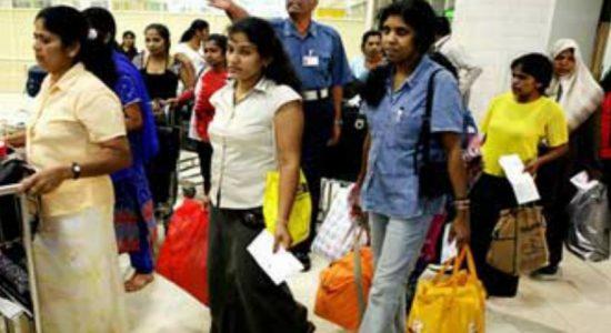 52 Sri Lankan domestic workers repatriated