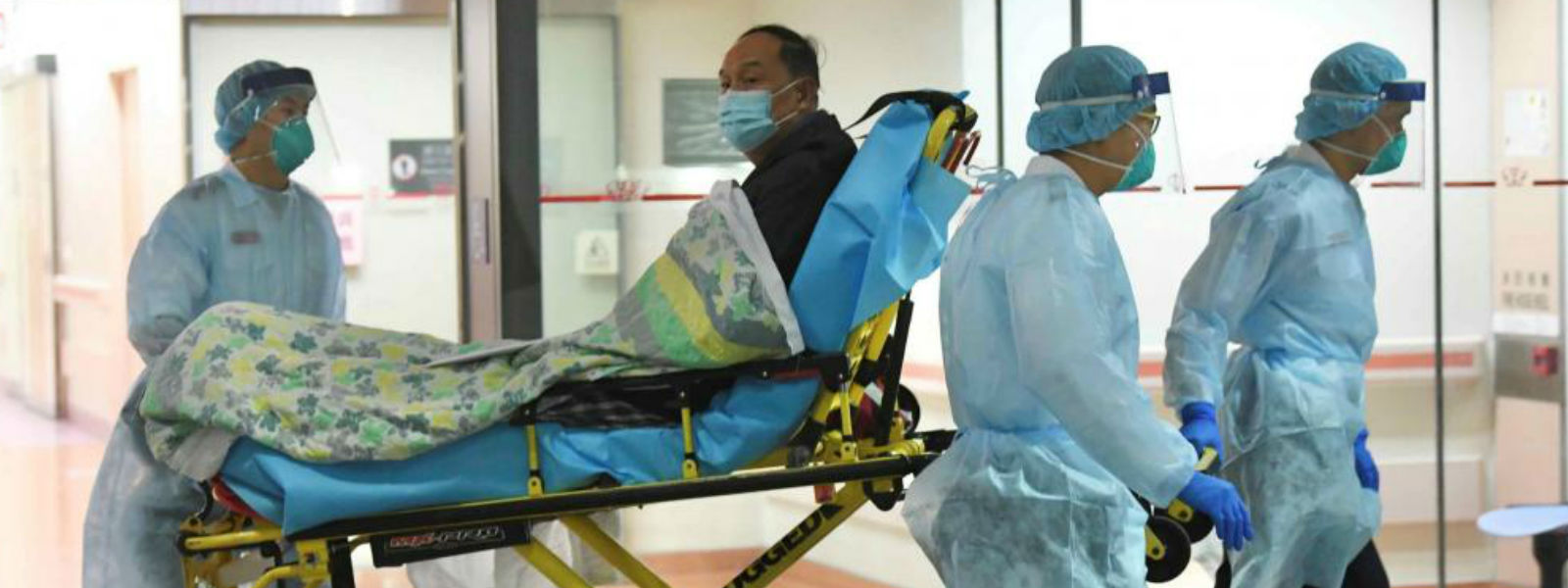 Coronavirus outbreak: 811 deaths, 37,000 affected patients