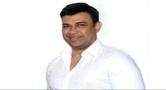 JUST IN: UNP MP Ranjan Ramanayake arrested