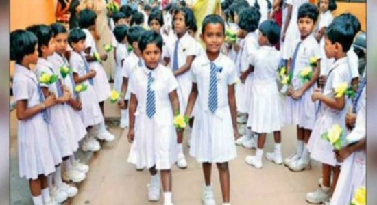 Grade 01 students to be enrolled on 16th January