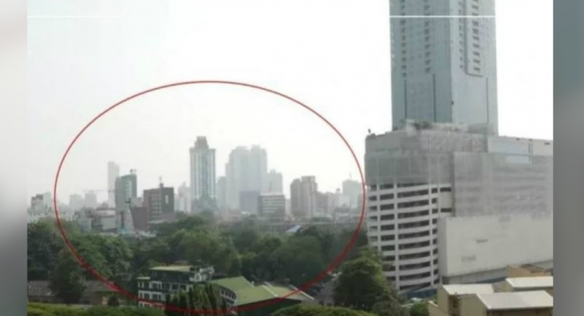 Air quality surrounding Colombo to improve in the next 72 hours