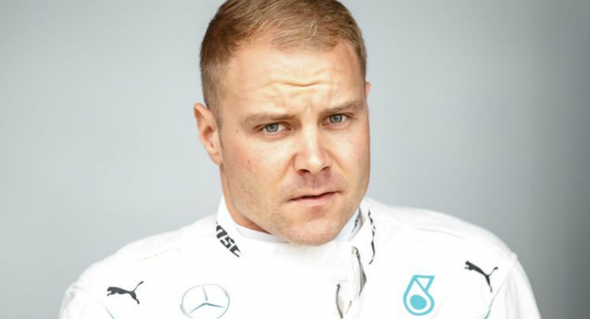 Bottas takes time off day job to rally in the snow