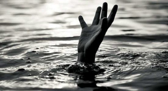 Body of missing 21 year old found in the Poruthota beach