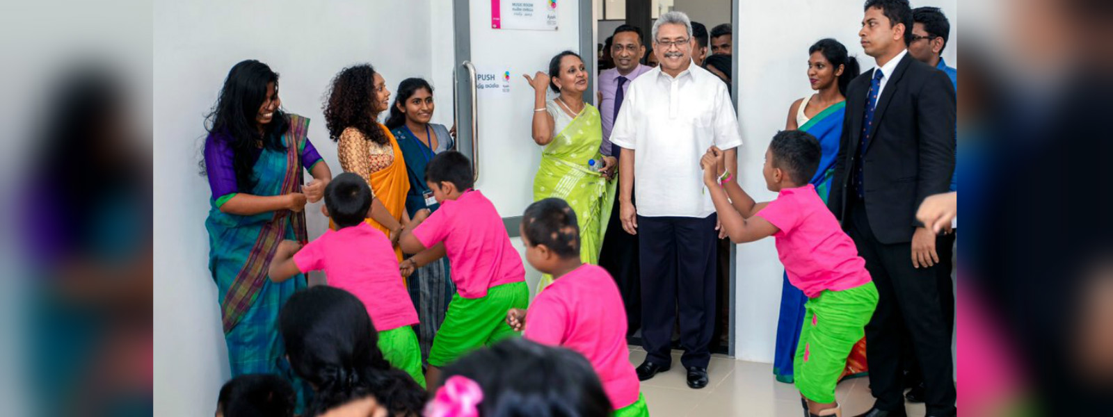 SL's first Childcare Center for disabled kids declared open