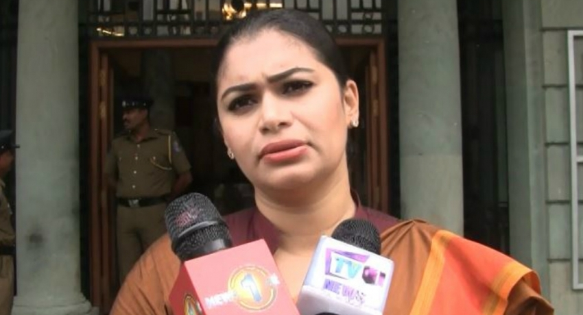 Duminda Silva should remain in prison – Hirunika Premachandra