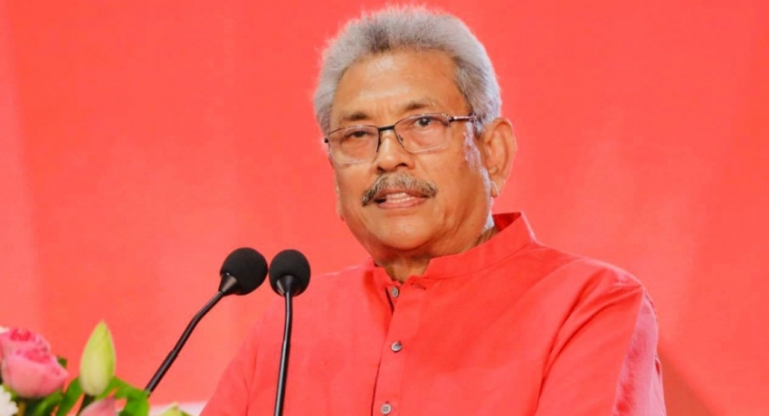Death certificates for those declared missing : President Gotabaya Rajapaksa