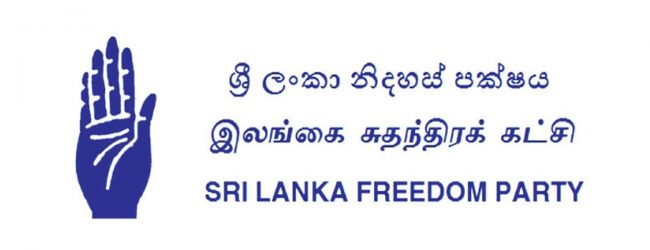 SLFP disciplinary committee holds special meeting
