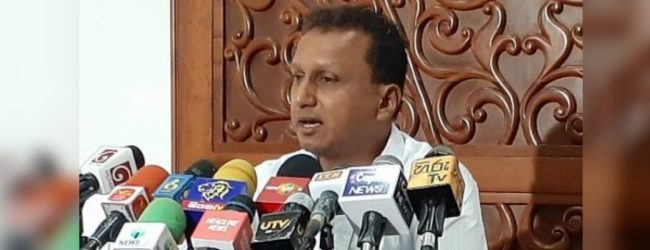 """UNP has failed to provide what the people requested"" – UNP MP Chandima Gamage"