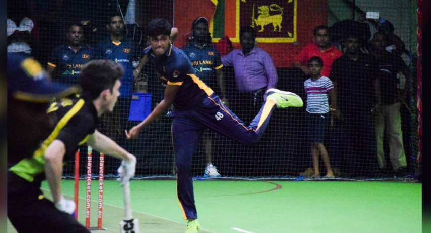 SL Indoor Cricket team wins first match in Birmingham