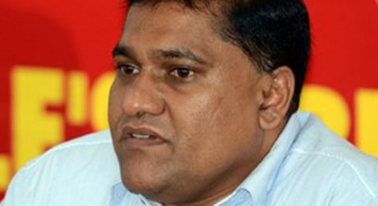 The country has no defence minister: MP Vijitha Herath