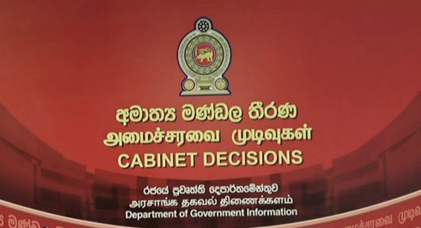 Cabinet to expedite construction of power plants