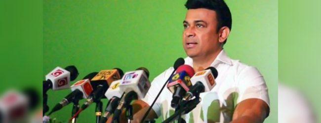 Ranjan Ramanayake arrested once again