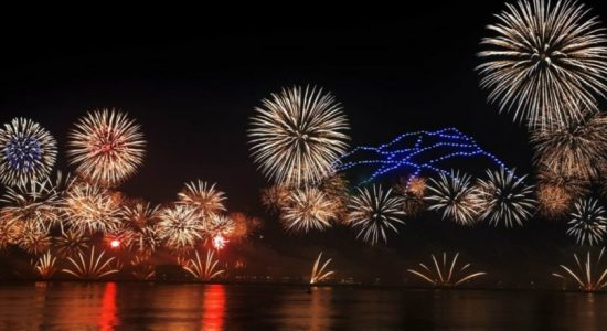 UAE clinches two world records with NYE fireworks