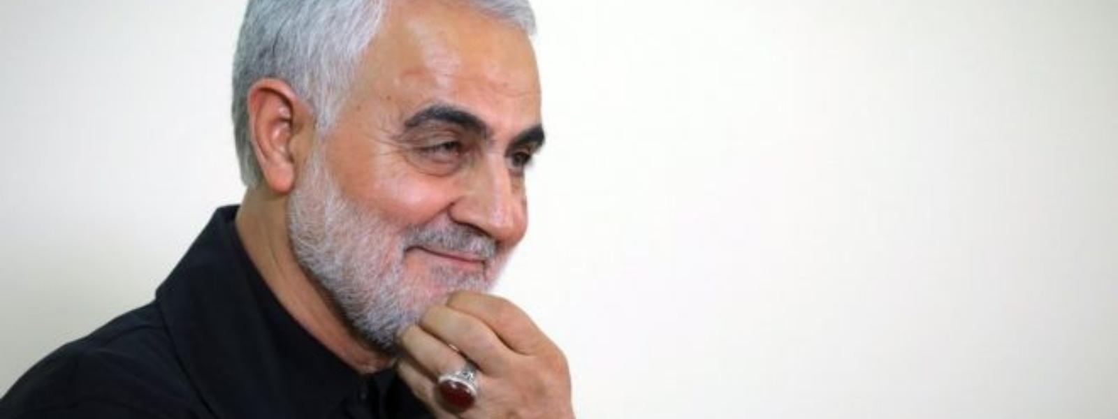 US kills top Iranian general in Baghdad air strike