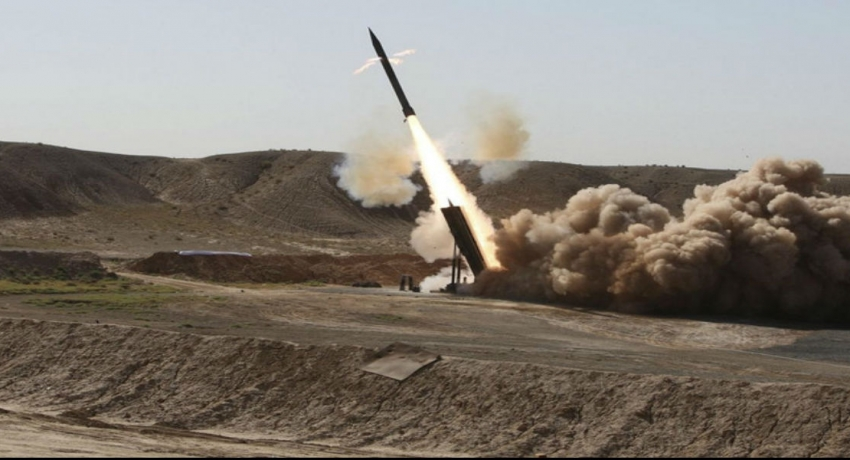 Iran launches attacks on US troops in Iraq