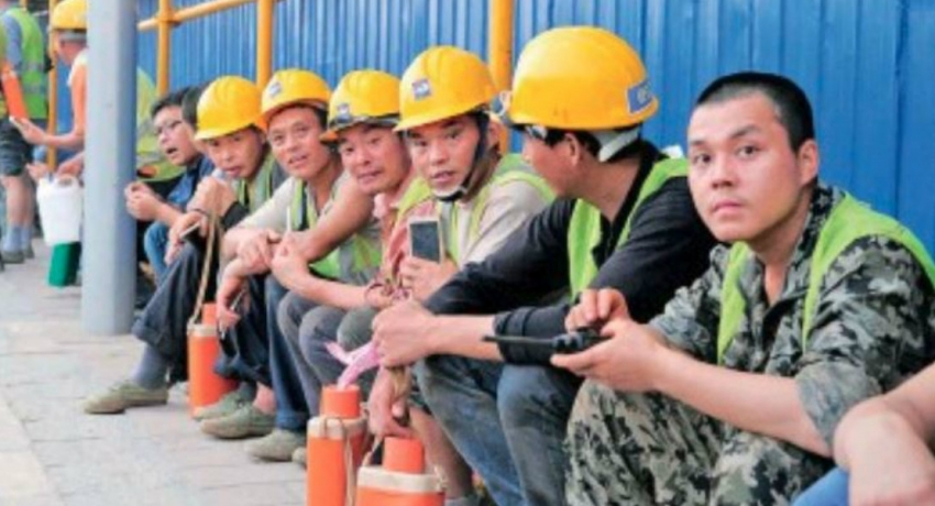 Chinese nationals in Sri Lanka advised to confine themselves
