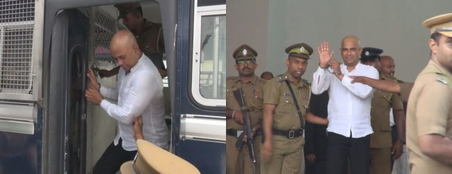 Ranjan produced before Gangodawila Magistrate Court