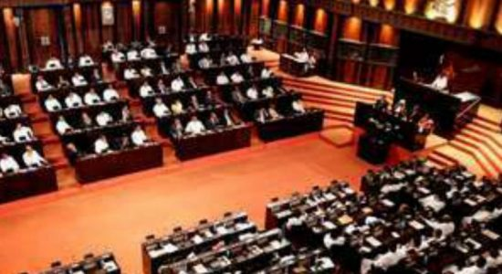 Forensic audit on bond scam discussed during the party leaders meeting