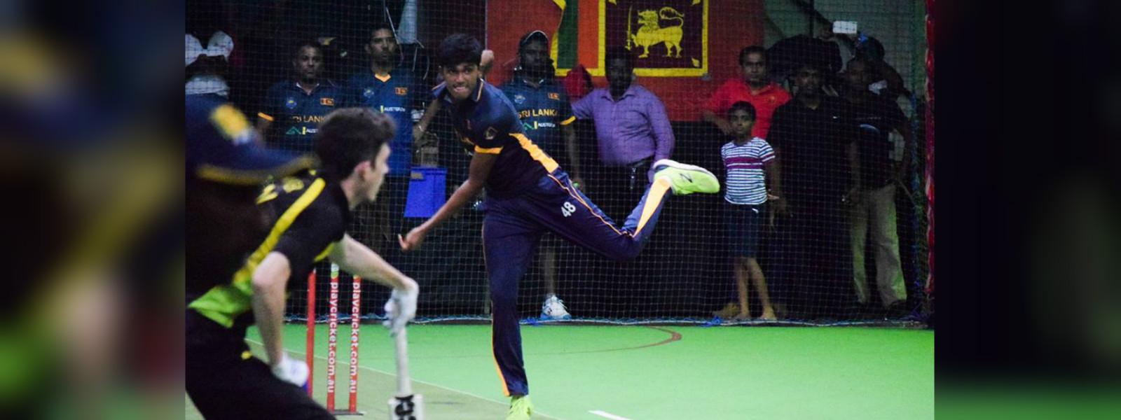 SL Indoor Cricket team wins first match in Birmingham