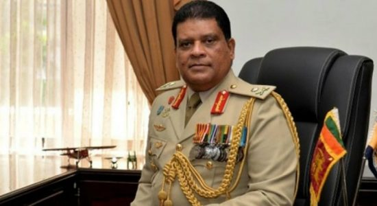 Lt. Gen. Shavendra Silva assume duties as Acting Chief of Defence Staff