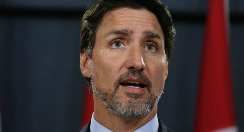 Trudeau says evidence shows Iranian missile downed Ukraine jet