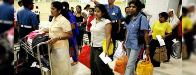 52 Sri Lankan domestic workers repatriated