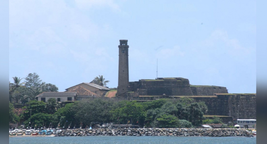 Plans drawn up to develop Galle port