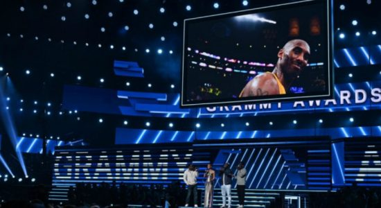 Grammy Awards open with tributes to Kobe Bryant