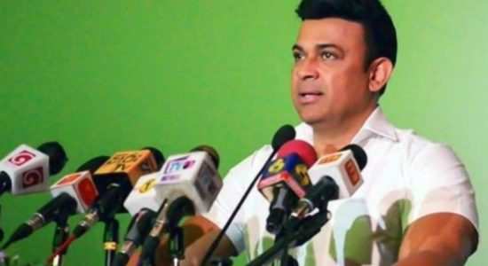 Ranjan Ramanayake arrested once again