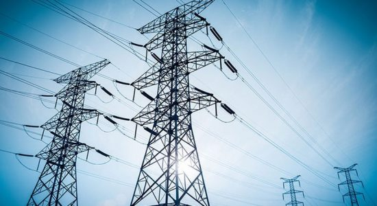 Daily power consumption demand increases