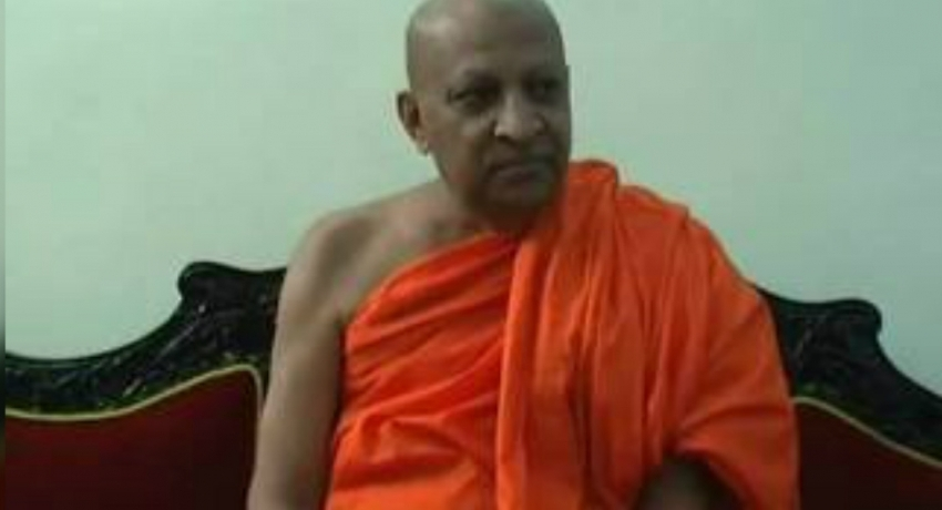 Mahanayaka Thero expresses objection towards both local and foreign ethanol