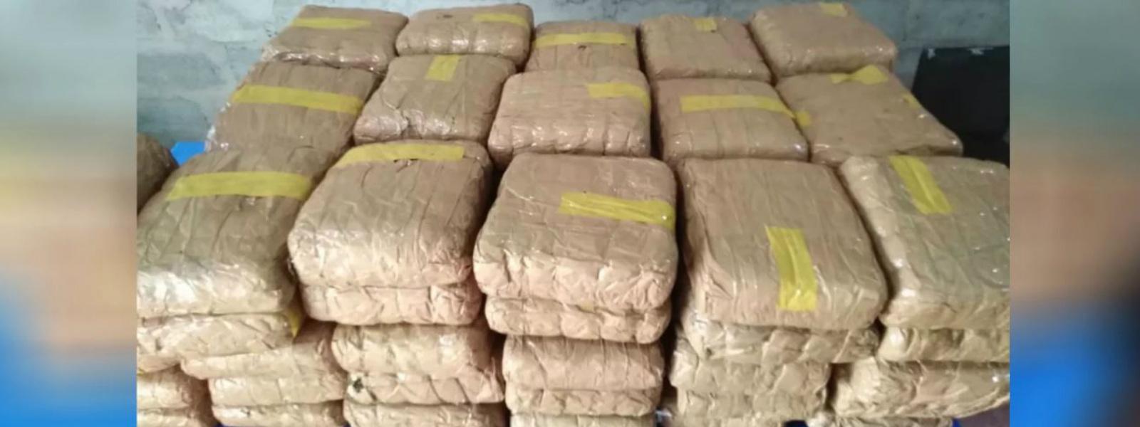 170kg of Kerala Ganja busted in Puttalam
