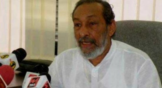 Vasudeva says, signing of MCC could be considered if it is amended
