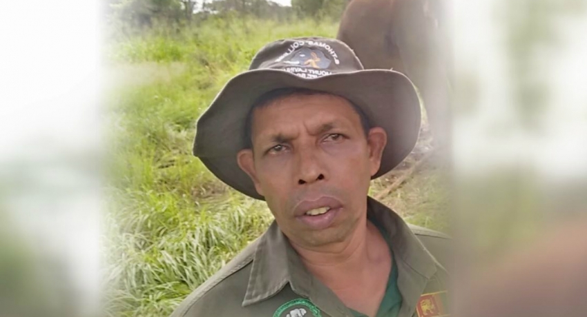 Wildlife officer's body to be brought home