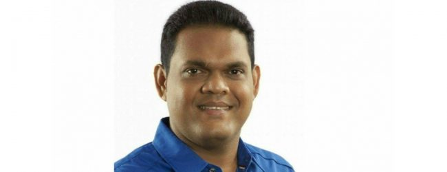 """We will definitely win the election under flower bud"" –  MP Shehan Semasinghe"